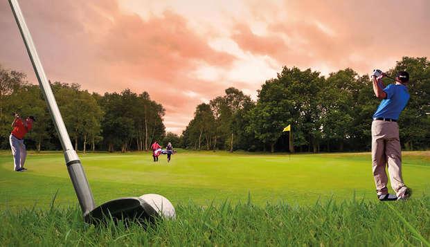 Golf in Sicilia: alle porte di Siracusa con accesso alla SPA in un resort 5*