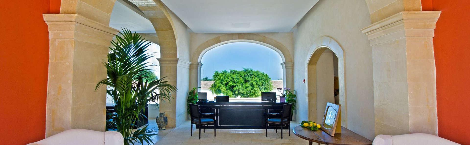 Relax in un resort 5* in una cornice unica alle porte di Siracusa con SPA