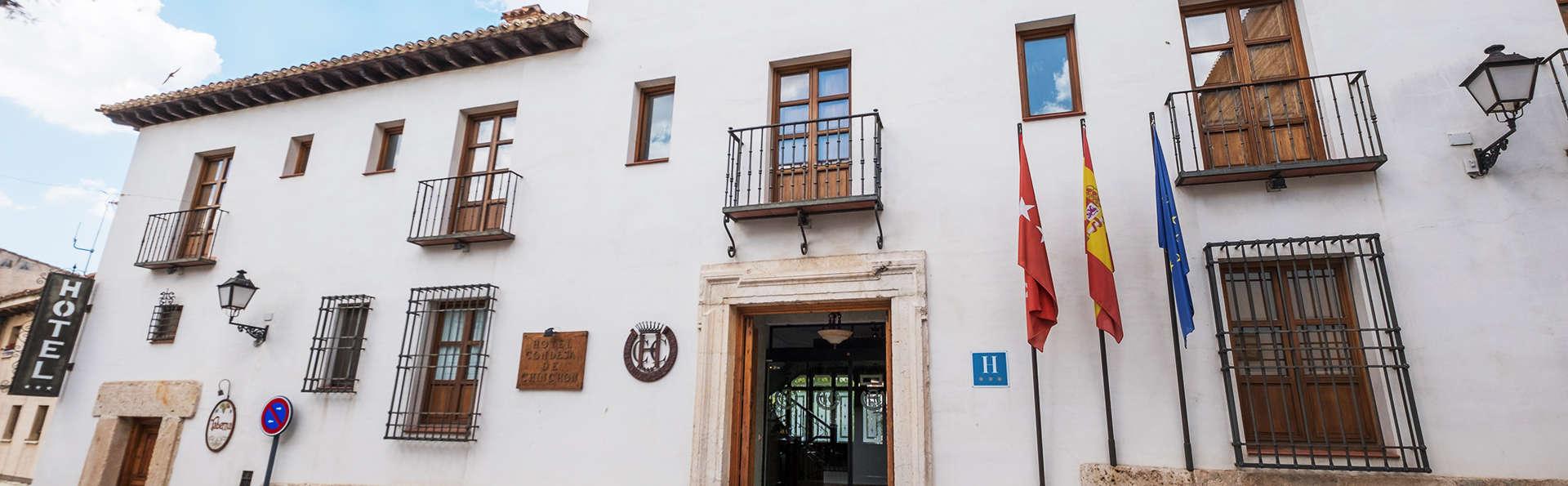 Hotel Condesa de Chinchón - EDIT_front.jpg