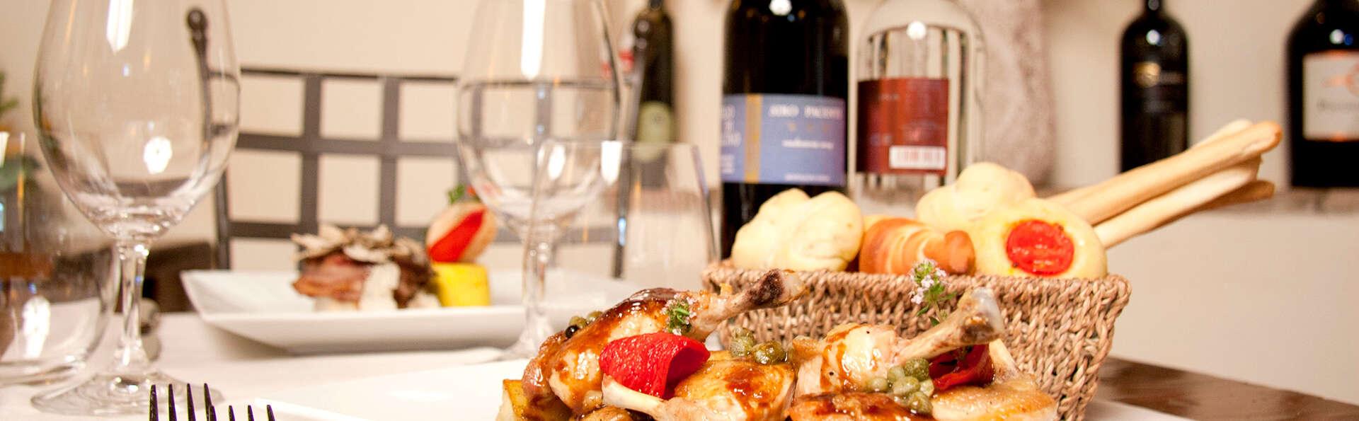 Séjour dans une magnifique villa toscane avec dîner !