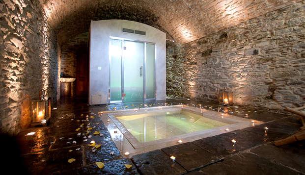Estancia gourmet en Suite y con spa en la Toscana
