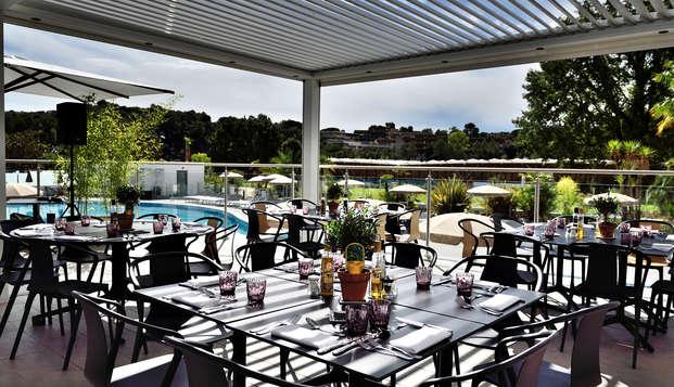 Séjour 4* sur la Côte d'Azur avec dîner