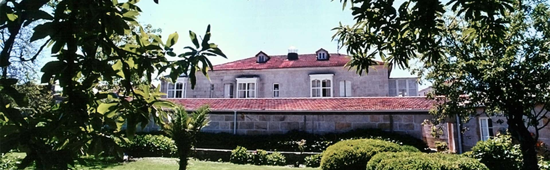 Desconexión en plena naturaleza en una auténtica casa típica solariega del siglo XIX