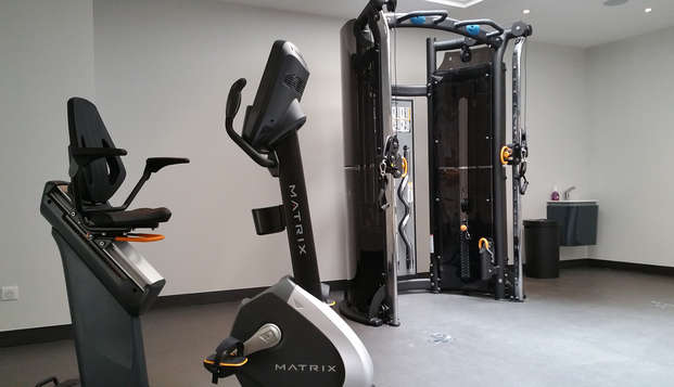 Hotel de Grignan - fitness