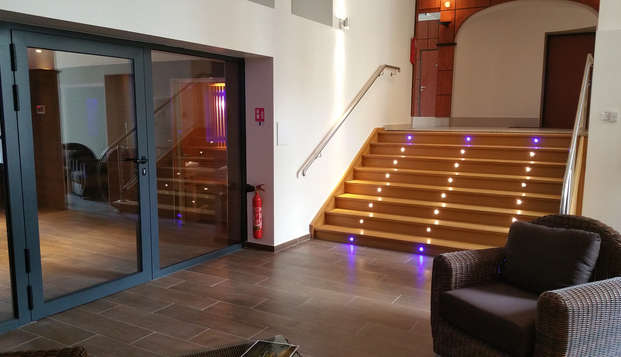 Hotel de Grignan - interior
