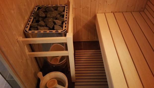 Hotel de Grignan - sauna