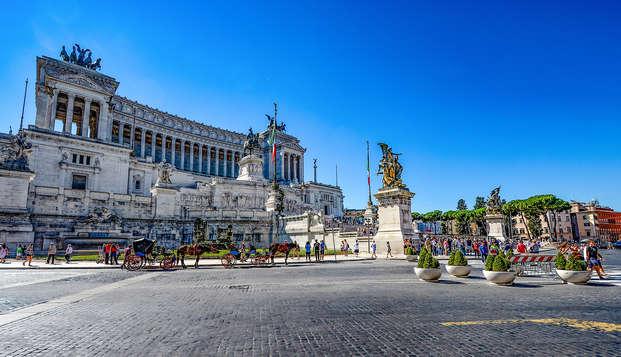 Roma in bus con i biglietti di Hop On - Hop Off