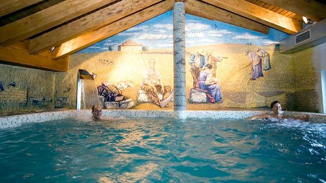 Escapada relax con acceso al spa en este hotel con encanto en plena naturaleza Zamorana