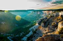 Cañon del Río Lobos  -