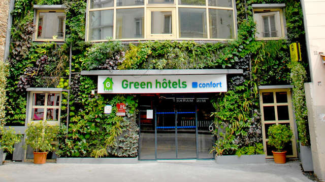 Green Hotel Confort Paris