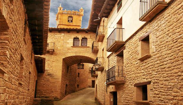Escapada en Uncastillo, descubre la era Medieval