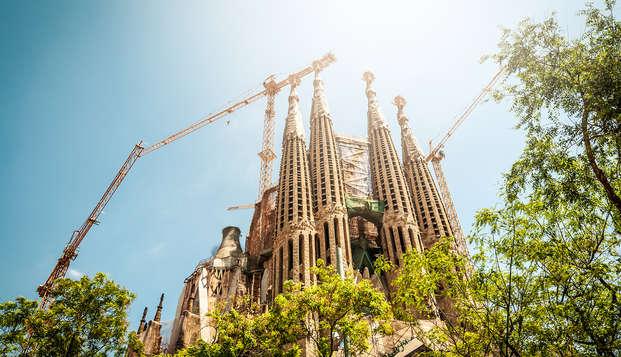 Mini Vacaciones en Familia: Disfruta de una estancia relax en Barcelona con los tuyos