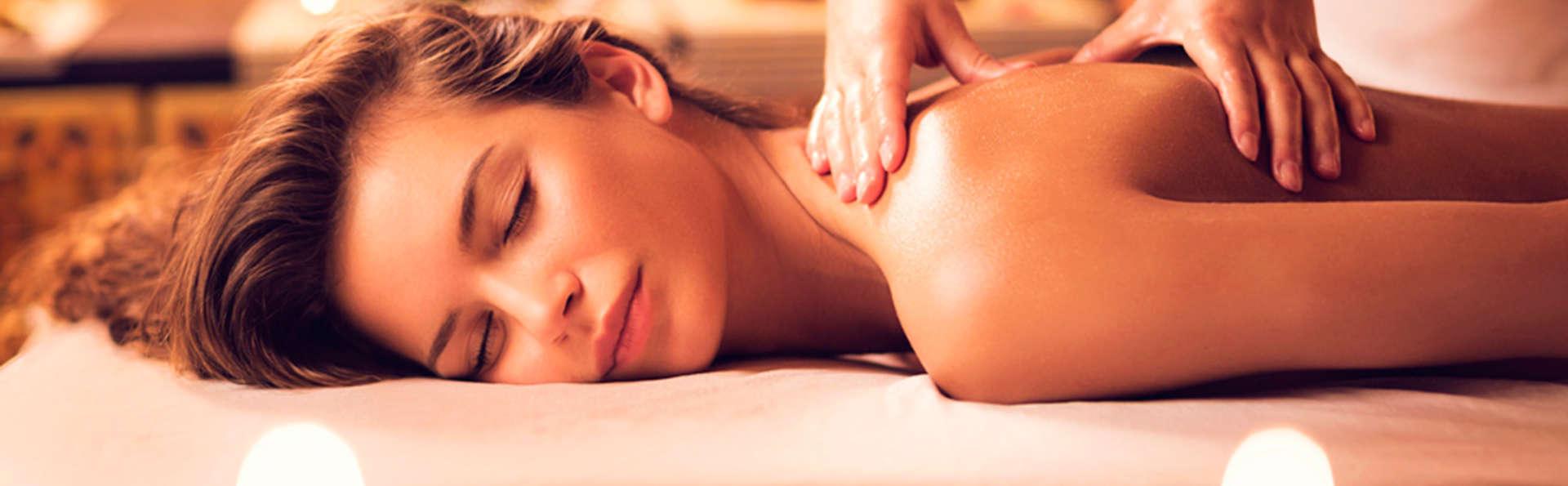 Profitez d'un massage en duo dans votre propre Suite