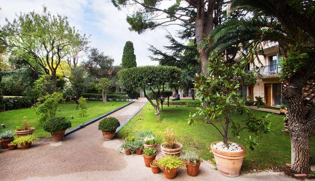 Newhotel Bompard La Corniche - garden