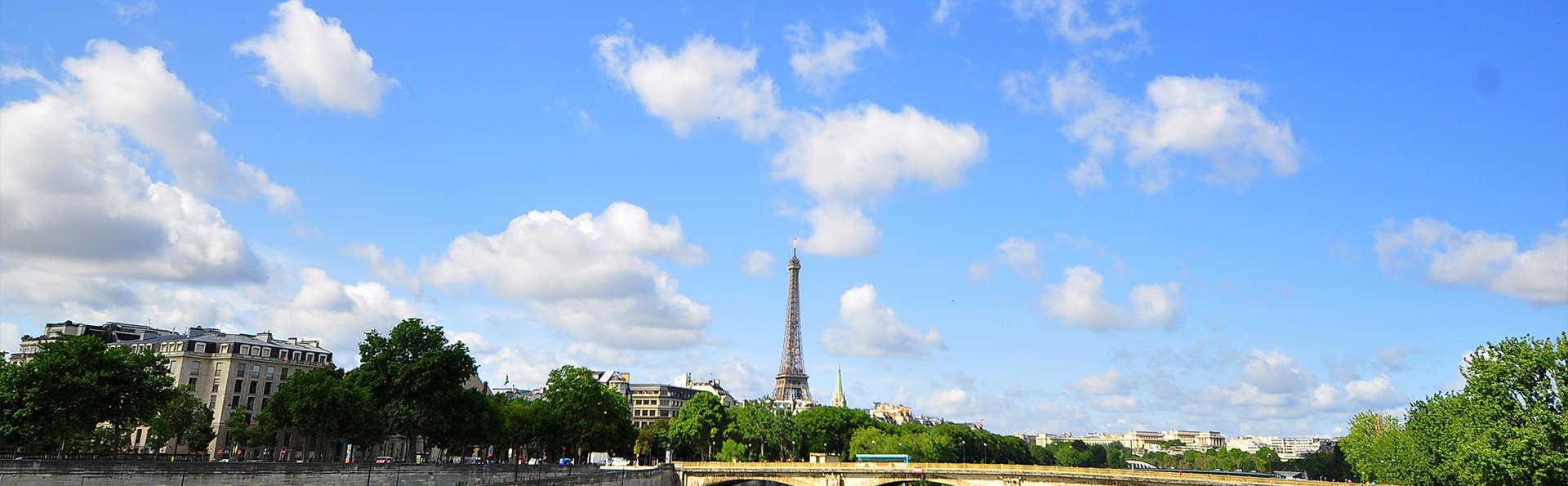 Romantisme à Paris avec croisière sur la Seine