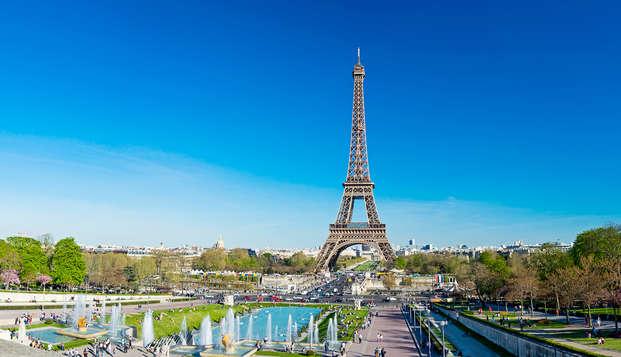 Week-end à Paris avec visite guidée des coulisses de la Tour Eiffel