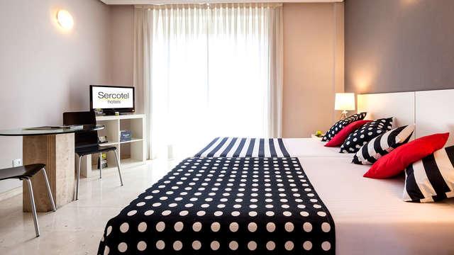 Sercotel Togumar - Room