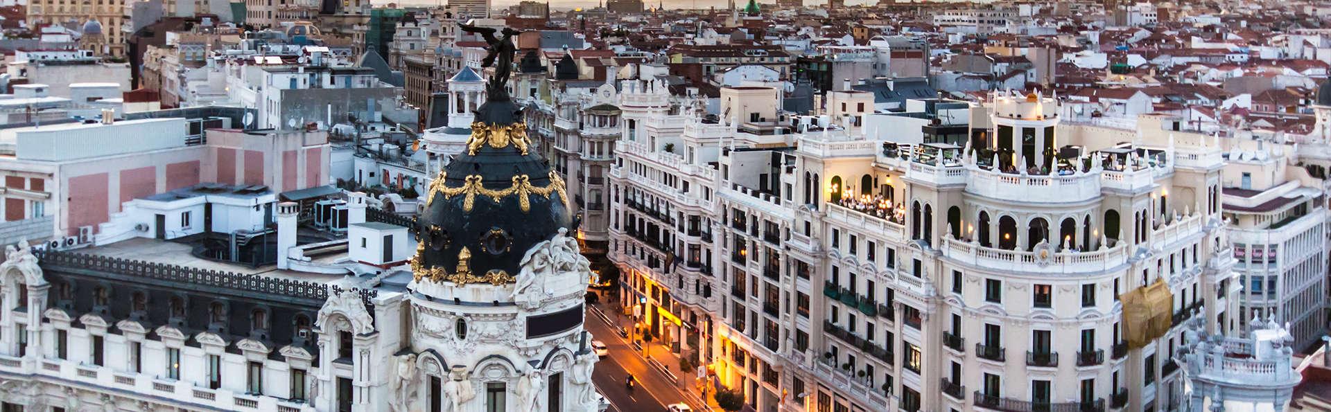Encanto en el centro de Madrid