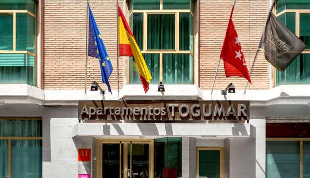 Offerta prenotazione anticipata: fuga nella capitale spagnola con colazione e regalo di benvenuto