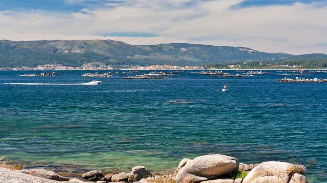 Galicia Marinera: Escapada en A Lanzada con crucero por la ría y degustación de mejillones