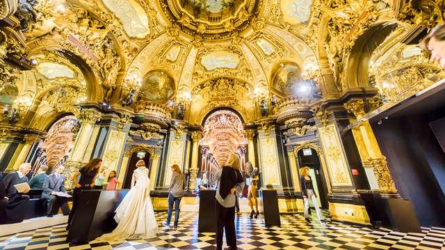 Escapade parisienne avec entrée au musée de Grévin dans un hôtel 4* aux portes de Paris