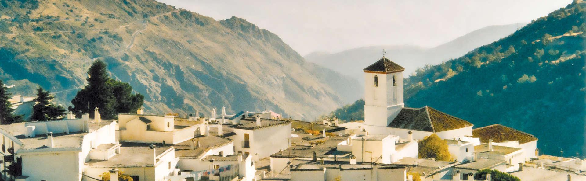 Déconnectez-vous de la ville et découvrez les Alpujarras et leur gastronomie (à partir de 2 nuits)