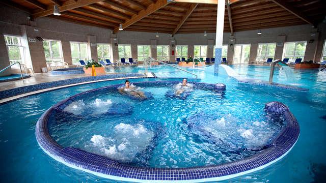 Escapada Relax con Media Pensión y tratamiento termal en Cuntis (desde 2 noches)