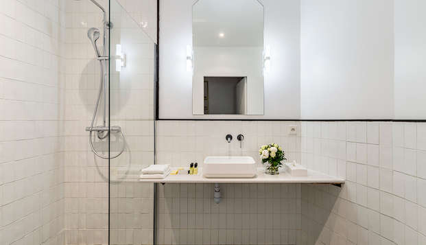 Hotel le Versailles - NEW bath