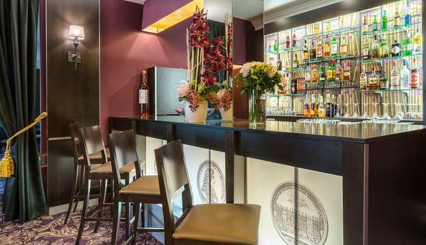 Hotel le Versailles - NEW bar