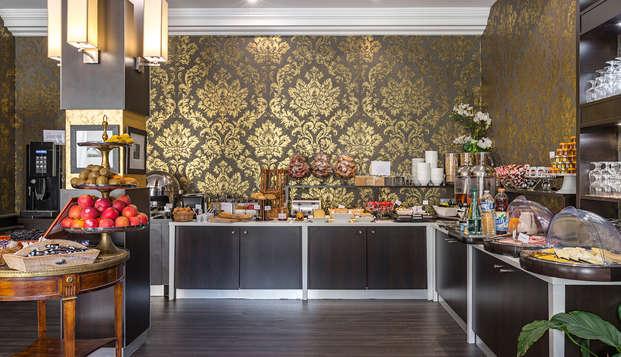 Hotel le Versailles - NEW buffet
