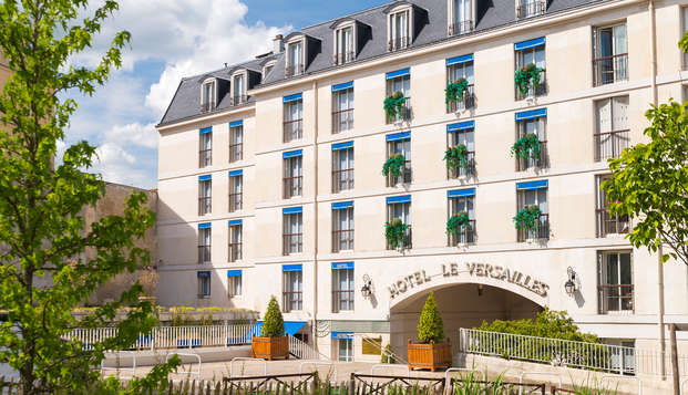 Hotel le Versailles - NEW front