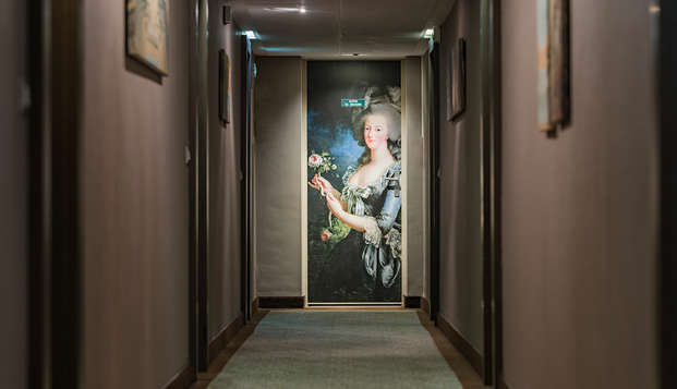 Hotel le Versailles - NEW pass