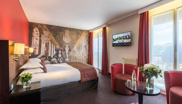 Hotel le Versailles - NEW room