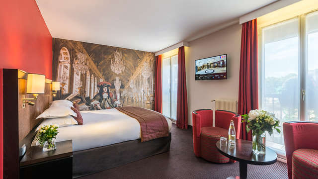 Hotel le Versailles - NEW room