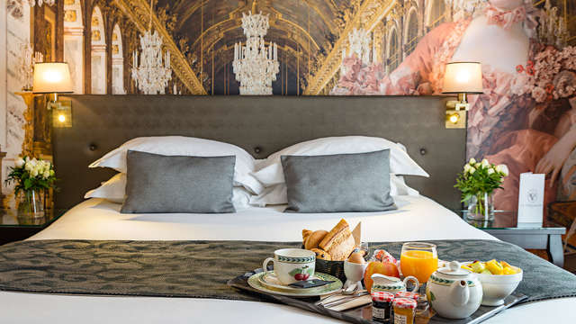Hotel le Versailles - NEW roomservice