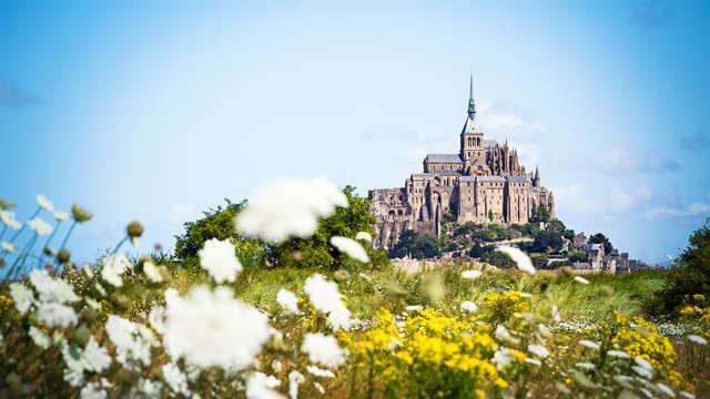 Week-end détente à Rennes et visite du Mont Saint Michel