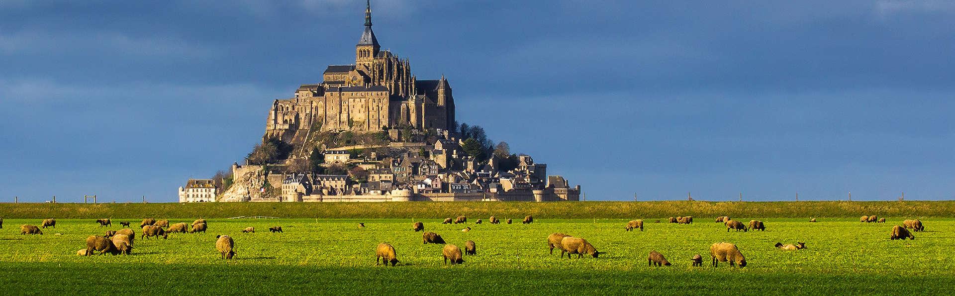 Week-end à Pontorson avec visite du Mont Saint  Michel