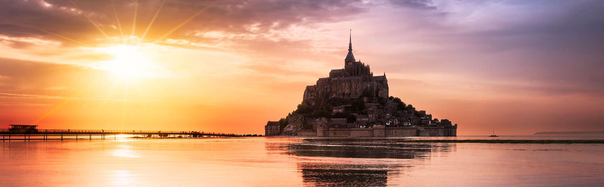 A la découverte du Mont-Saint-Michel et du Cotentin (à partir de 2 nuits)