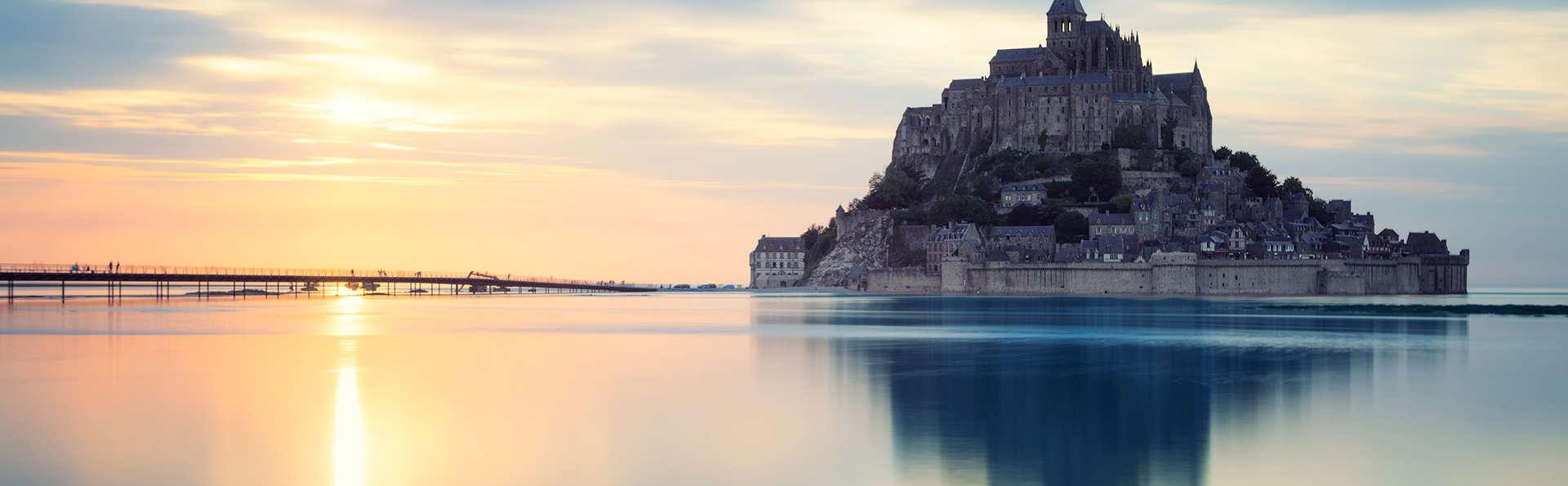 Culture et gourmandise avec visite du Mont-Saint-Michel et dîner