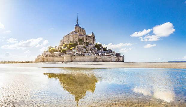 Week-end découverte avec entrée à l'abbaye du Mont-Saint-Michel