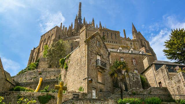 Séjour 5* avec dîner gastronomique et découverte de l'abbaye du Mont-St-Michel (à partir de 2 nuits)