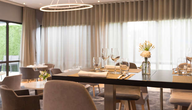 Pullman Toulouse Airport - NEW restaurant