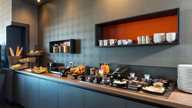 Best Western Hotel de la Plage - Buffet PDJ