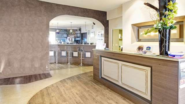 Best Western Hotel de la Plage - Reception