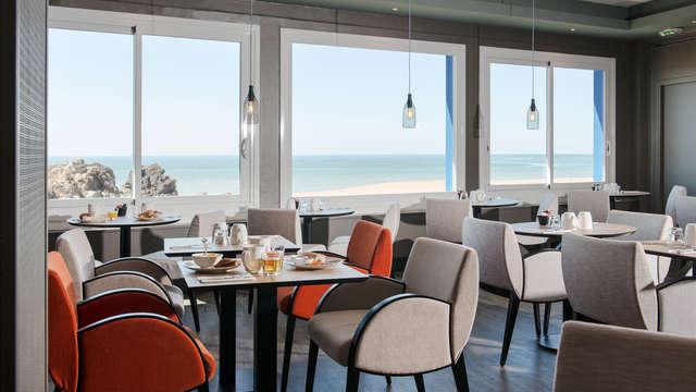 Best Western Hotel de la Plage - Salle PDJ