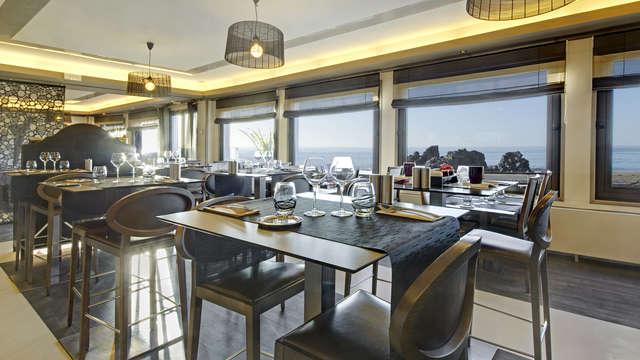 Best Western Hotel de la Plage - Restaurant