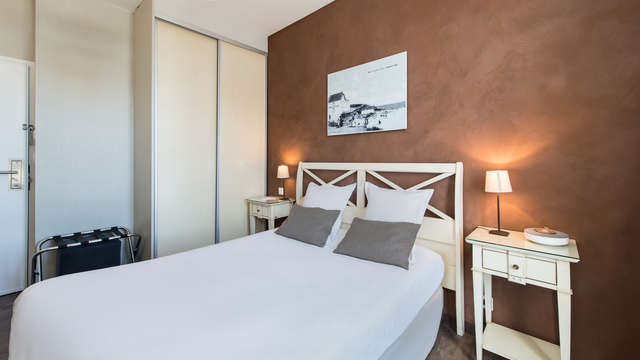 Best Western Hotel de la Plage - classique vue village