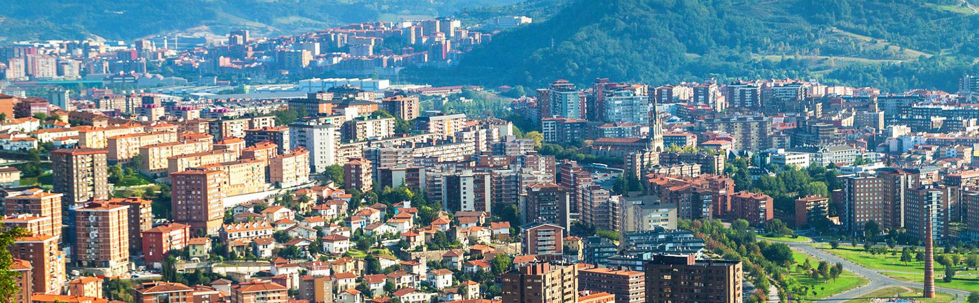 Escapada en el centro de Bilbao con desayuno