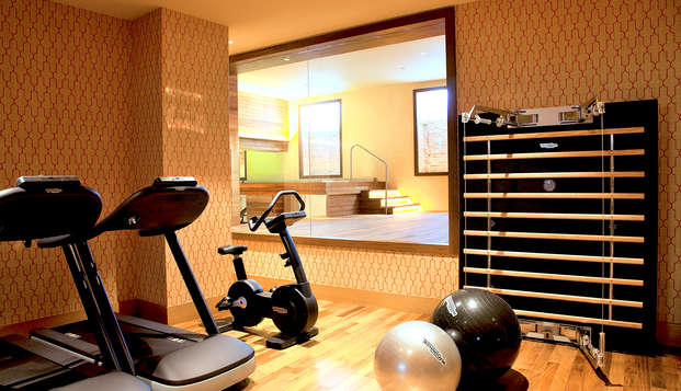 Urso Hotel Spa - Gym