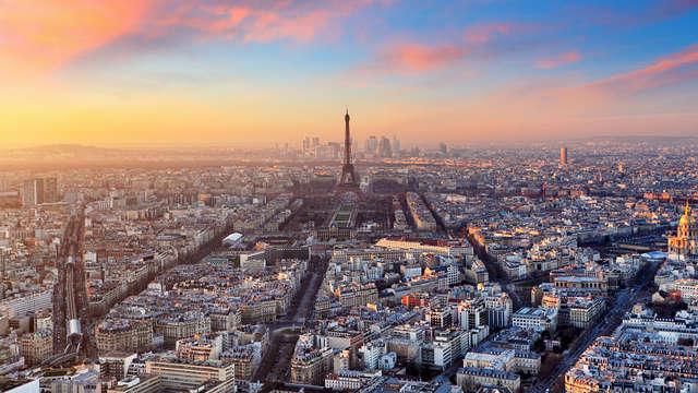 Klim naar het hoogste punt van Toit de Paris tijdens een 3* verblijf